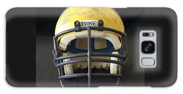 Scarred 1980s Wolverine Helmet Galaxy Case