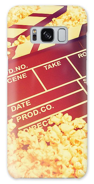 Industry Galaxy Case - Scene From An American Movie by Jorgo Photography - Wall Art Gallery