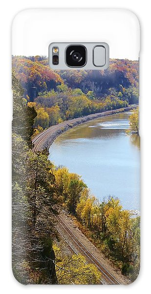 Scenic View Galaxy Case by Bruce Bley
