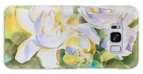 Scent Of Gardenias  Galaxy Case