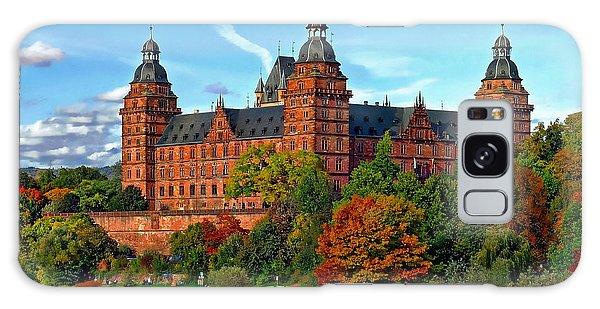 Schloss Johannisburg Galaxy Case