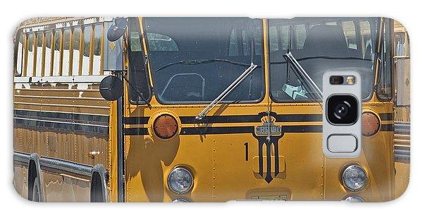 School Bus Galaxy Case