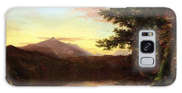 Schroon Lake 1840 Galaxy Case