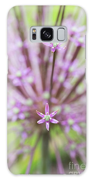 Schubert Galaxy Case - Schubert's Allium by Tim Gainey
