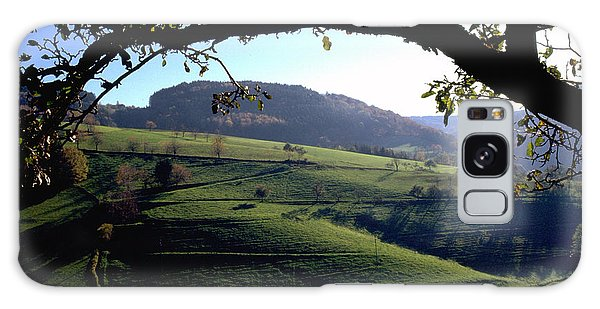 Schwarzwald Galaxy Case