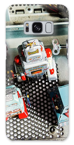 1950s Galaxy Case - Science Of Automation by Jorgo Photography - Wall Art Gallery