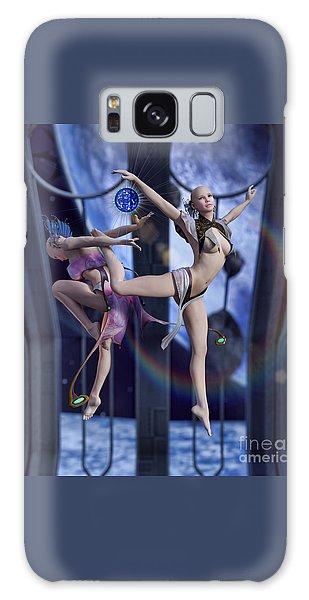 Scifi Ballet Galaxy Case