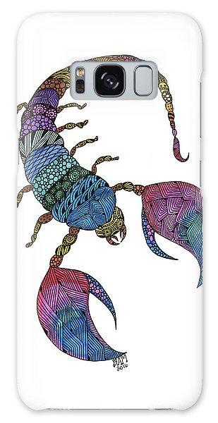 Scorpio Galaxy Case