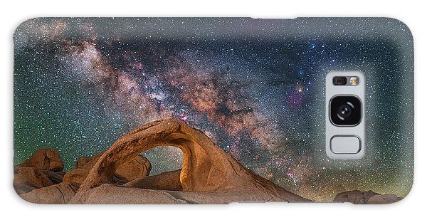 Scorpius And Its Arch Galaxy Case