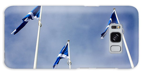Scottish Galaxy Case - Scotland by Smart Aviation