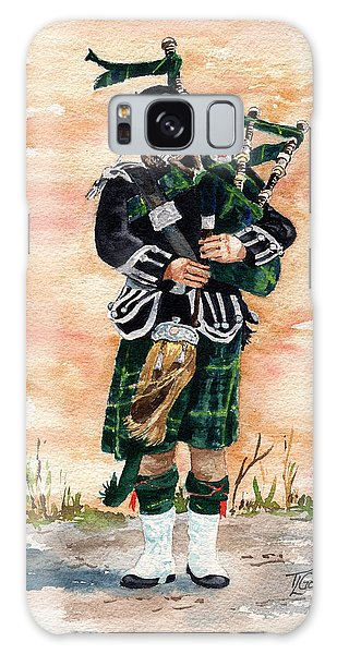 Scotland The Brave Galaxy Case