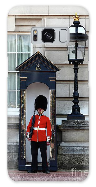 Scots Guard Buckingham Palace Galaxy Case
