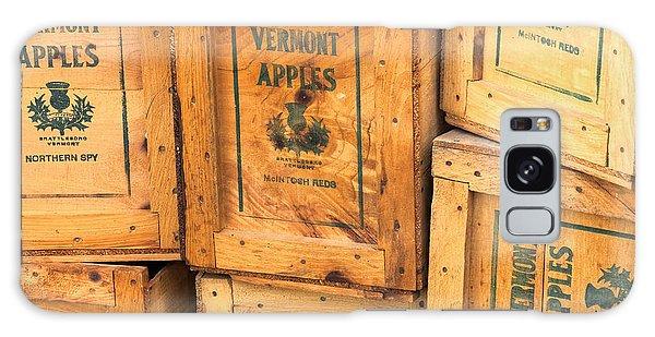Scott Farm Apple Boxes Galaxy Case