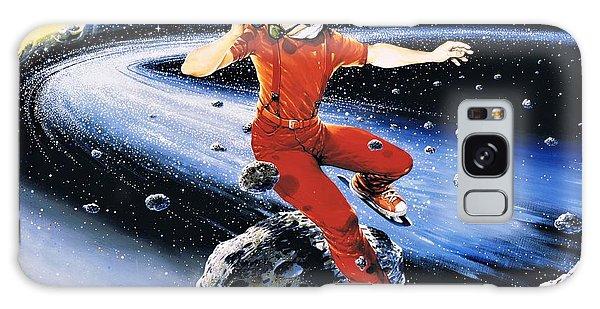 Scott Hamilton Skates The Stars Galaxy Case