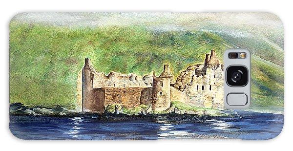 Scottish Castle Galaxy Case