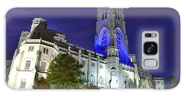 Religious Galaxy Case - Scottish Rite Cathedral Downtown by David Haskett II