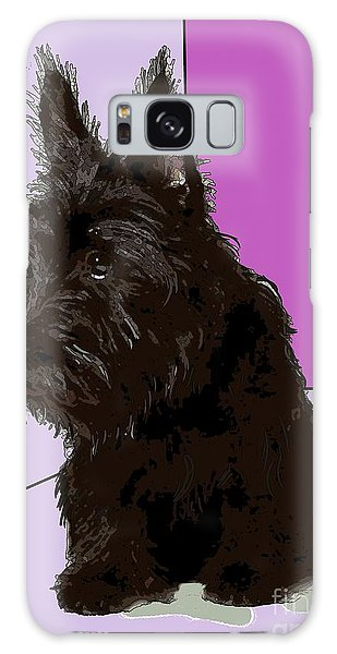 Scottish Terrier Galaxy Case