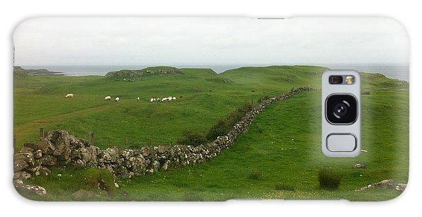 Scottish Wall Galaxy Case