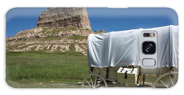 Scotts Bluff National Monument Nebraska Galaxy Case
