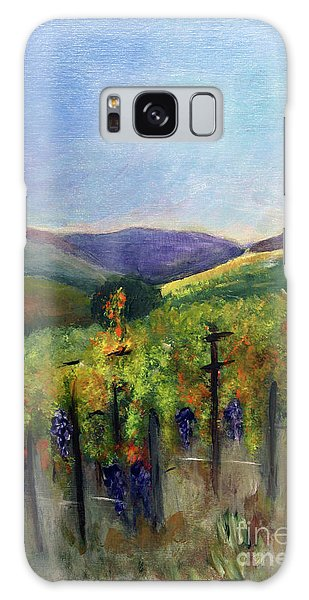 Scotts Vineyard Galaxy Case by Donna Walsh