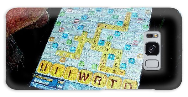 Scrabble Galaxy Case