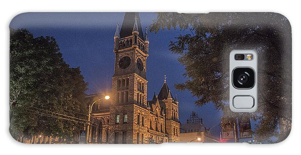 Scranton Pa City Hall Galaxy Case
