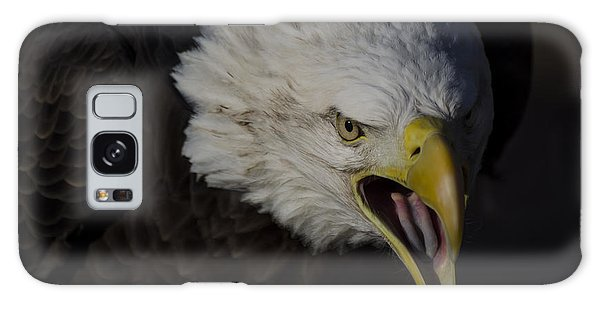 Screaming Eagle Galaxy Case