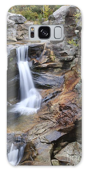 Screw Auger Falls - Maine  Galaxy Case