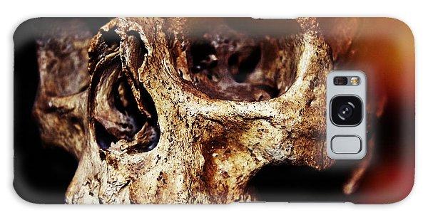 Skull Galaxy Case