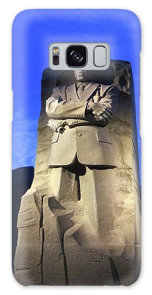 Sculptured Profile Martin Luther King Jr. Galaxy Case