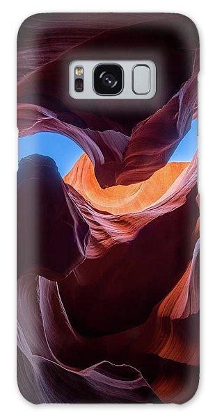 Sculptures Of Desert Galaxy Case