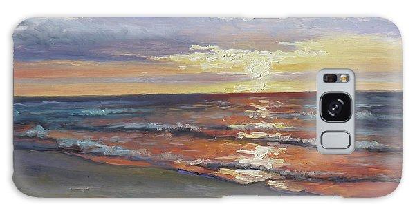 Galaxy Case - Sea Beach 8 - Baltic Sunset by Irek Szelag