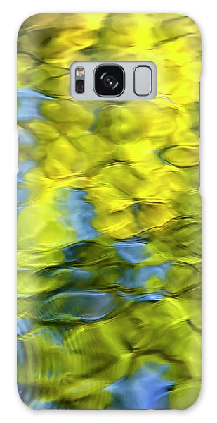 Sea Breeze Mosaic Abstract Galaxy Case