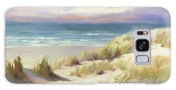 Seashore Galaxy Case - Sea Breeze by Steve Henderson