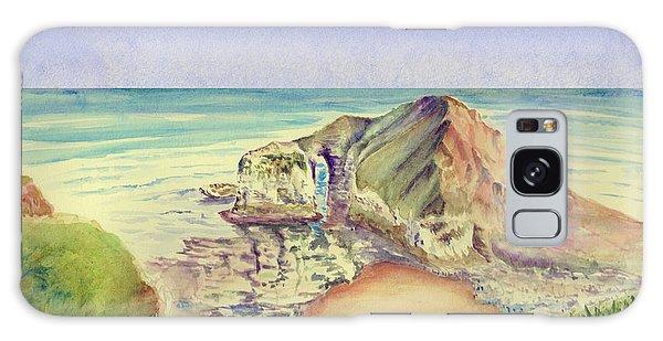 Sea Cliff Galaxy Case