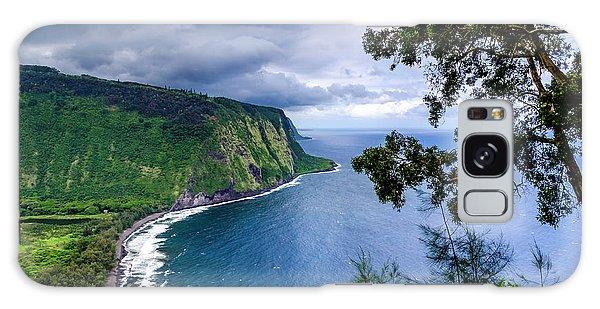 Sea Cliffs Galaxy Case
