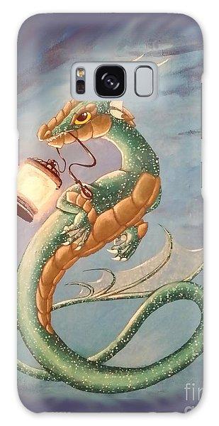 Sea Dragon And Lantern Galaxy Case