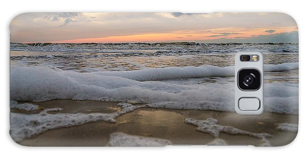 Cape May Galaxy Case - Sea Foam by Kristopher Schoenleber