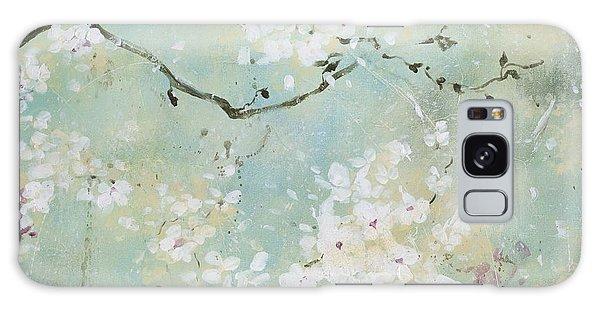 Sea Foam Galaxy Case by Laura Lee Zanghetti