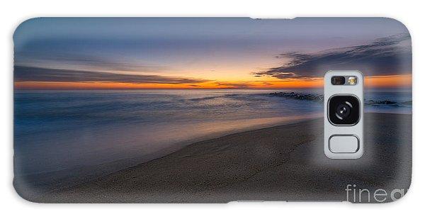 Sea Girt Sunrise New Jersey  Galaxy Case