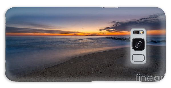 Sea Girt Sunrise New Jersey  Galaxy Case