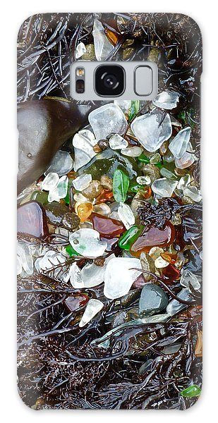Sea Glass Nest Galaxy Case
