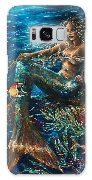 Sea Jewels Mermaid Galaxy Case
