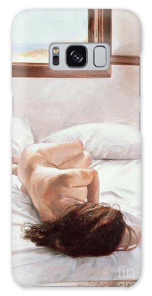 Figures Galaxy Case - Sea Light On Your Body by John Worthington