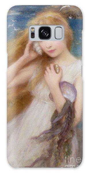 Portraiture Galaxy Case - Sea Nymph by William Robert Symonds
