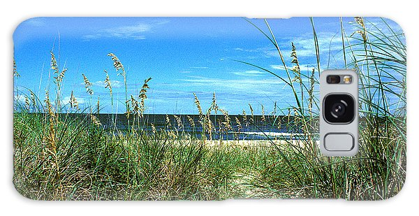 Sea Oat Dunes 11d Galaxy Case