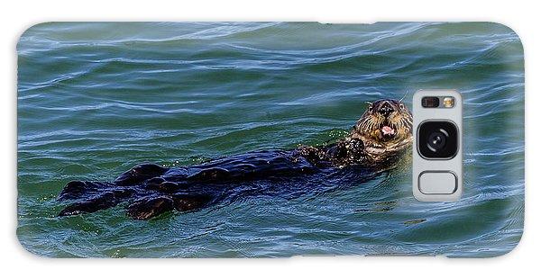Sea Otter Galaxy Case