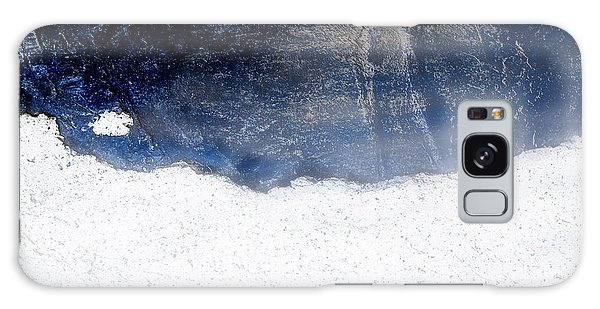 Sea, Satellite - Coast Line On Blue Ocean Illusion Galaxy Case