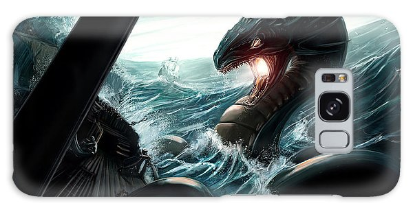 Sea Serpent Galaxy Case