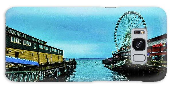 Sea Side, Seattle 2 Galaxy Case